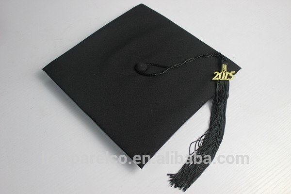 UK Gowns Polyester Caps