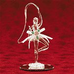 SPUN GLASS BALLERINA