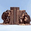 ALAB HIDE SEEK MONKEY BOOKENDS