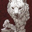 ALAB WHITE TIGER W TIGER HEAD
