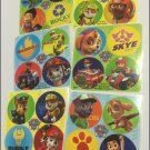 Paw Patrol Stickers - 24 Dots - Birthday Party - Favours - Gift Ideas