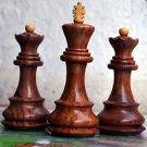 Vintage Zagreb'59 Series Dubrovnik Bobby Fischer Reproduction Chess Set 34 PCs