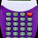 Pocket Calculator Eight-Digit Display Battery Powered New