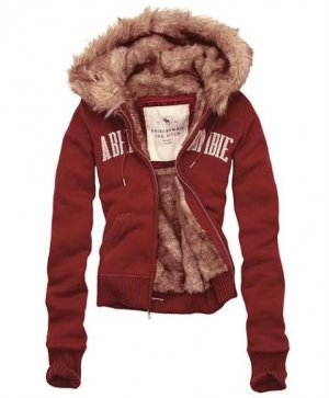 Abercrombie & fitch helen fur jacket