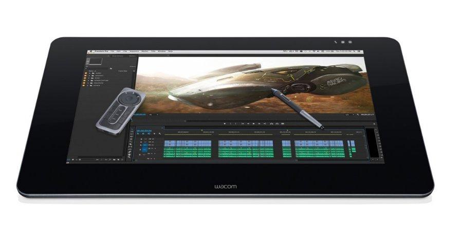 Wacom Cintiq 27QHD 27 In. Creative Pen & Touch Display