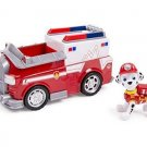 Paw Patrol Marshall's Ambulance, Vehicle and Figure (works with Paw Patroller)