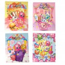 Shopkins School Portfolio Folders Set of 4