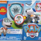 Paw Patrol Robo Dog Action Pack Pup & Badge