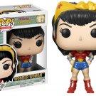 Funko POP Heroes: DC Comics Bombshells. Wonder Woman Vinyl Figure
