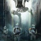 Star Wars Rogue One Poster. Siege. 18 x 24. New, sealed