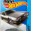 2014 Hot Wheels HW City Speed Team '81 Delorean DMC-12 33/250