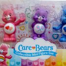 Care Bear collectible mini figure set