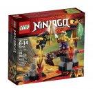 LEGO Ninjago Lava Falls Toy 70753