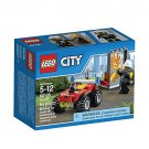 LEGO CITY Fire ATV 60105