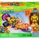 Mega Bloks Teenage Mutant Ninja Turtles Mikey's Jet Cruiser building set