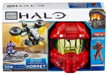 Mega Bloks Halo - Micro-Fleet Hornet Assault