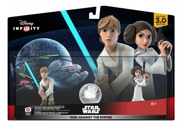 Disney Infinity 3.0 Edition: Star Wars Rise Against the Empire Play Set