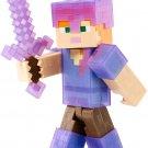 """Minecraft Armor Up Alex 5"""" Figure"""