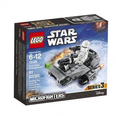 LEGO Star Wars First Order Snowspeeder 75126 (91 pcs)