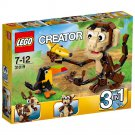 LEGO Creator Monkey & Bird 31019 (272 pcs)