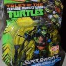 Teenage Mutant Ninja Turtles Super Ninja Leonardo Action Figure