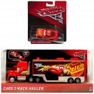 Disney Cars 3 Lightning McQueen and #95 Rust-eze Lightning McQueen's Hauler