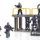 Call of Duty Collector Construction Sets. Covert Ops Unit  Playset