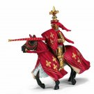 Schleich Fleur De Lis Tournament Knight 70019