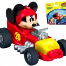 Disney Mickey and the Roadster Racers - Mickey's Hot Rod Vehicle