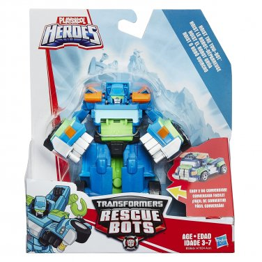 Transformers Playskool Heroes Rescue Bots Hoist the Tow Bot
