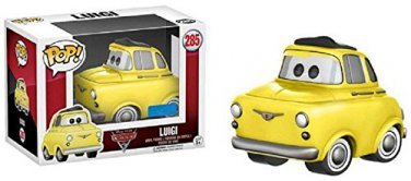 Funko Pop! Disney Pixar Cars 3 LUIGI Walmart Exclusive 285