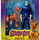 Scooby Doo! Scooby and the Phantom Racer Action Figures