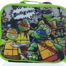 Nickelodeon Ninja Turtles 3D Soft Zipper Lunchbox