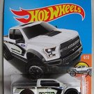 Hot Wheels 2017 HW Hot Trucks '17 Ford F-150 Raptor 129/365, White