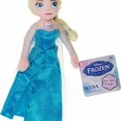 "Disney Frozen Talking Bean Elsa  9"" Plush"