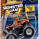 Hot Wheels Monster Jam 1:64 Scale Truck with Team Flag - Scooby-Doo