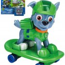 Nickelodeon Paw Patrol Skateboard Rocky Action Pack Pup