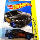Hot Wheels, 2015 HW Off-Road 2008 Mitsubishi Lancer Evolution  77/250