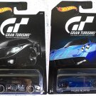 Hot Wheels 2016 Gran Turismo Ford GT LM & Pagani Huayra 2-Car Bundle