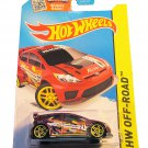 Hot Wheels, 2015 HW Off-Road, '12 Ford Fiesta [Brown] #78/250