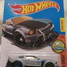 Hot Wheels 2016 HW Digital Circuit 2005 Ford Mustang 21/250, Gray