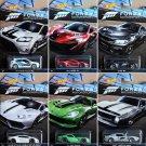Hot Wheels Forza Motorsport Exclusive Collector Set of 6