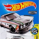 Hot Wheels 2017  '73 BMW 3.0 CSL Race Car Exclusive ZAMAC