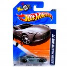 Hot Wheels 2012 HW All Stars Aston Martin One-77 123/247, Silver