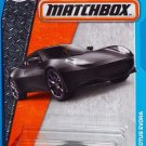 Matchbox 2017 MBX Adventure City '08 Lotus Evora 20/125, Black