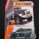 Matchbox 2015  S.W.A.T.  Truck (Black) 78/125