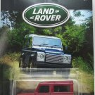2016 Matchbox Land Rover Exclusive Series - Land Rover Ninety (Red)