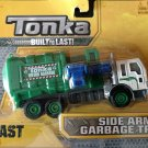 Tonka Diecast Big Rigs Side Arm Garbage Truck. 1:55 Scale