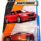 Matchbox 2016 MBX Adventure City, '15 Chrysler 300 (Red)
