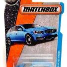 Matchbox 2016.  Volvo V60 Wagon 8/125 Blue.